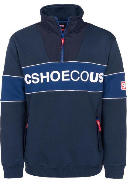 DC Shoes Sweatshirts und Pullover Clewiston blackiris Vorderansicht