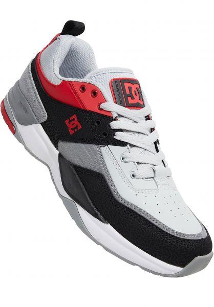 DC Shoes Alle Schuhe E.Tribeka black-athleticred vorderansicht 0604569