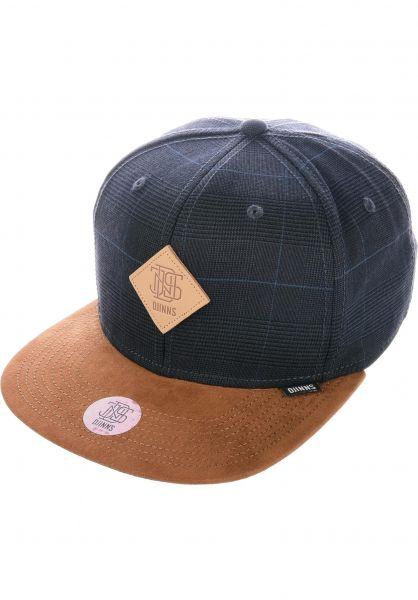 Djinns Caps 6P SB Glencheck 2.0 darkgrey vorderansicht 0564634