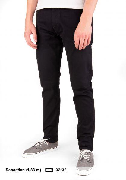 Levis Skate Jeans 512 caviar Vorderansicht