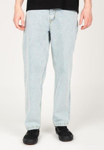 Polar Skate Co Jeans 93 Denim lightblue vorderansicht 0269080