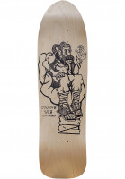 H-Street Skateboard Decks Danny Way Giant Supreme Concave natural Vorderansicht