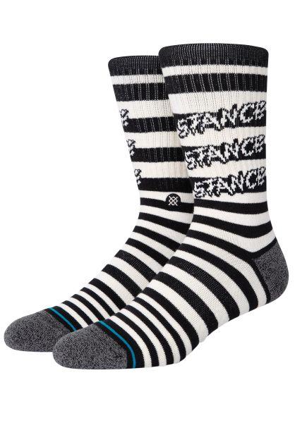 Stance Socken Jail Card black vorderansicht 0632318