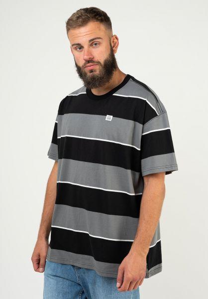 Nike SB T-Shirts YD Stripe black vorderansicht 0323965