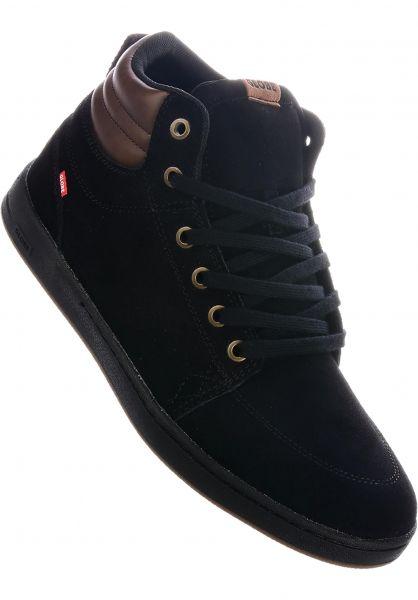 Globe Alle Schuhe GS Boot black-brown vorderansicht 0604660