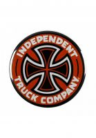 independent-verschiedenes-colored-truck-co-pin-orange-vorderansicht