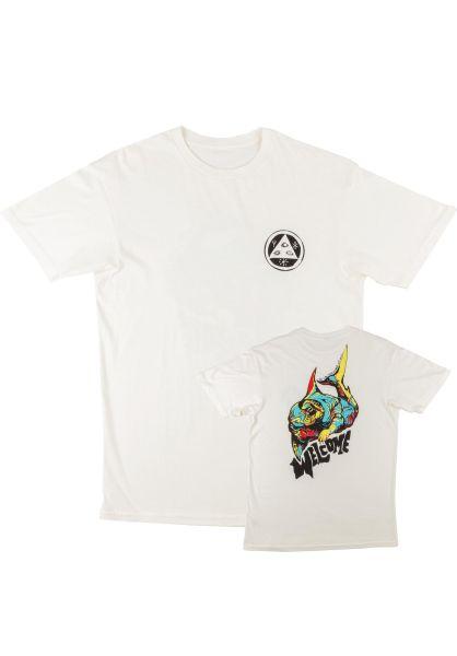 Welcome T-Shirts Otter bone-primary vorderansicht 0320594