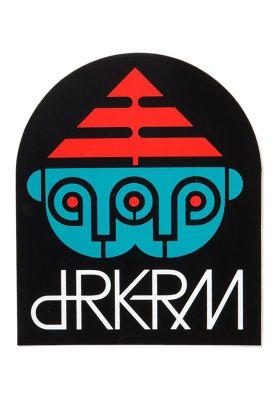 Darkroom Triclops Sticker