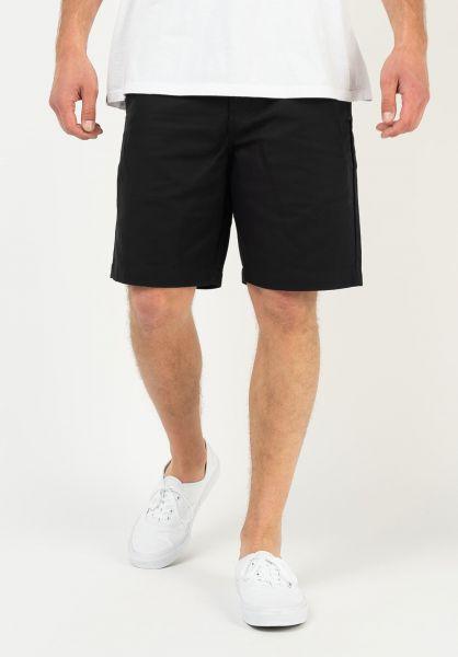 Dickies Chinoshorts Cobden Short black vorderansicht 0281060
