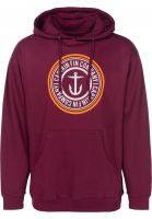 captain-fin-hoodies-super-fresh-catch-maroon-vorderansicht