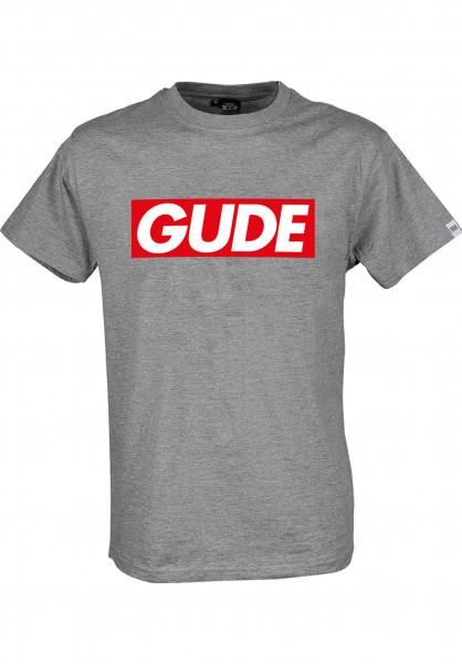 GUDE T-Shirts Schranke grey Vorderansicht
