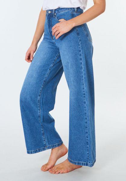 Rip Curl Jeans Rincon Wide Leg blue vorderansicht 0269086