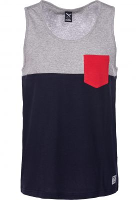 iriedaily Block Pocket Tank