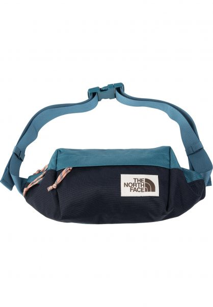 The North Face Hip-Bags Lumbar Pack mallardblue-aviatornavy vorderansicht 0169128