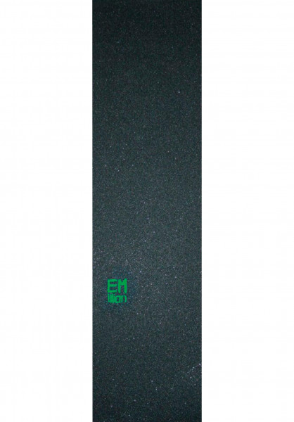 EMillion Griptape Small-Logo black-green Vorderansicht