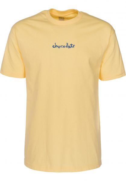 Chocolate T-Shirts Mid Chunk banana Vorderansicht