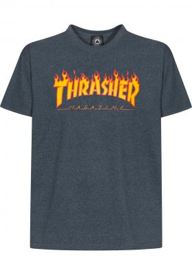 Thrasher T-Shirts Flame