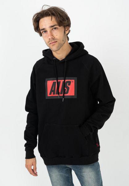 Alis Hoodies Classic black vorderansicht 0446092