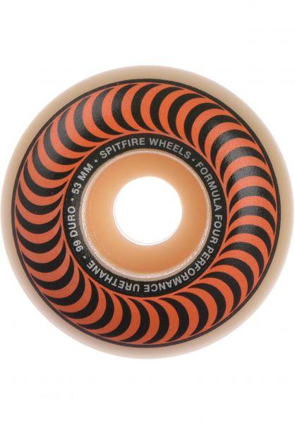 Spitfire Rollen Formula Four Classic 99A orange vorderansicht 0134509