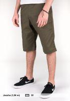 Reell Shorts Deck Short pc olive Vorderansicht