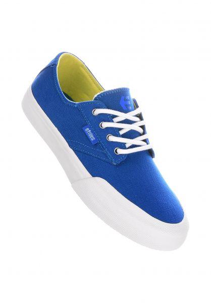 etnies Alle Schuhe Jameson Vulc LS royal vorderansicht 0612437