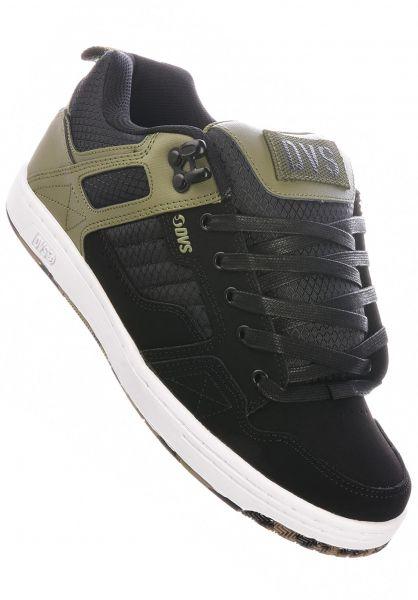 DVS Alle Schuhe Enduro 125 olive-black-white vorderansicht 0604189