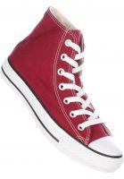 Converse Alle Schuhe Chuck Taylor Allstar Hi maroon Vorderansicht