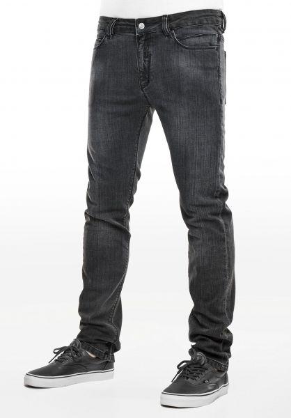Reell Jeans Skin grey-flow Vorderansicht