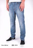 Levis Skate Jeans 511 del sol Vorderansicht