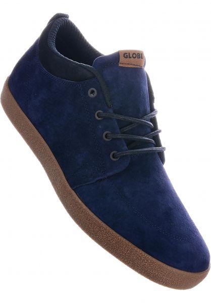 Globe Alle Schuhe GS Chukka indigo-crepe vorderansicht 0604472