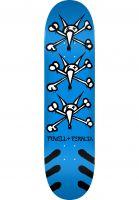 Powell-Peralta Skateboard Decks Vato Rats Birch blue vorderansicht 0118486