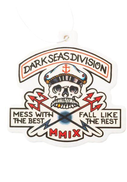 Dark Seas Verschiedenes Cut Aboce Air Freshener multicolored vorderansicht 0972278