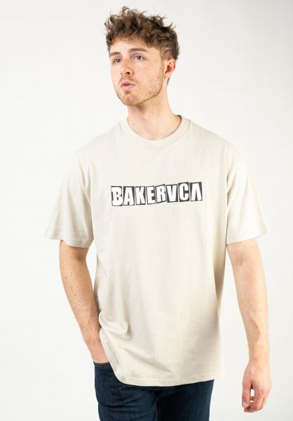 RVCA T-Shirts Ransom bone vorderansicht 0322458