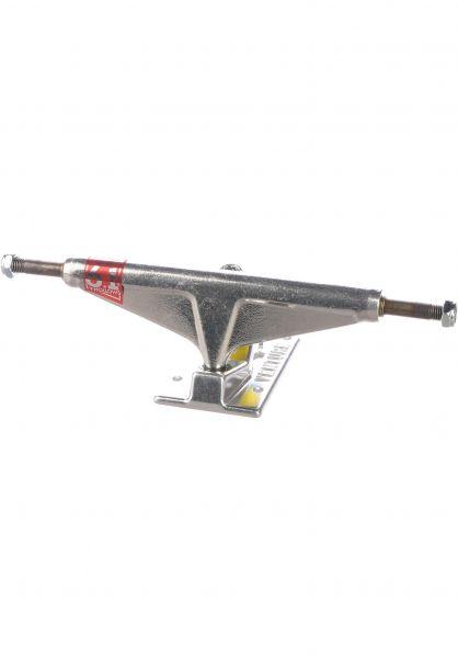 Venture Achsen 6.1 High V-Hollow silverpolished vorderansicht 0122935
