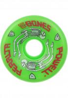 Powell-Peralta Rollen Original G-Bones 97A green Vorderansicht