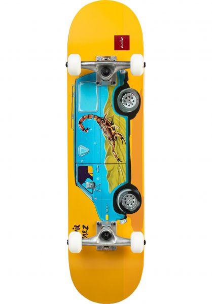 Chocolate Skateboard komplett Perez Vanner multicolored vorderansicht 0162863