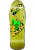 H-Street Skateboard Decks Matt Hensley Kingsize Hornblower E-Series yellow Vorderansicht
