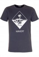 Forvert-T-Shirts-Tad-navy-Vorderansicht