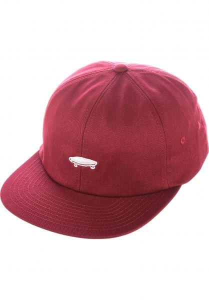 Vans Caps Salton II pomegranate vorderansicht 0565706