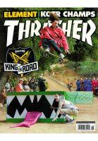 Thrasher Verschiedenes Magazine Issues 2018 November Vorderansicht 0971850