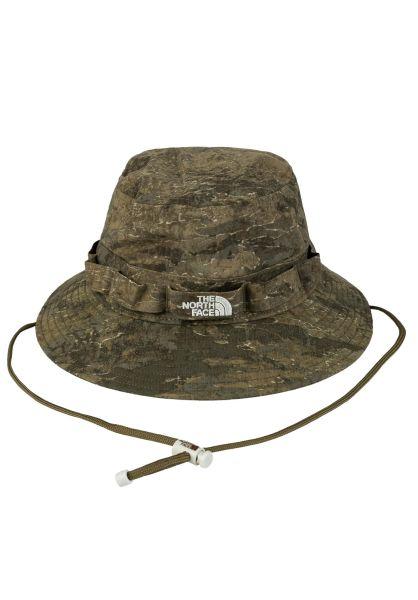 The North Face Hüte Classic V Brimmer militaryolive-cloudcamowashprint vorderansicht 0580393