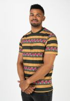 huf-t-shirts-monarch-stripe-camel-vorderansicht-0321834