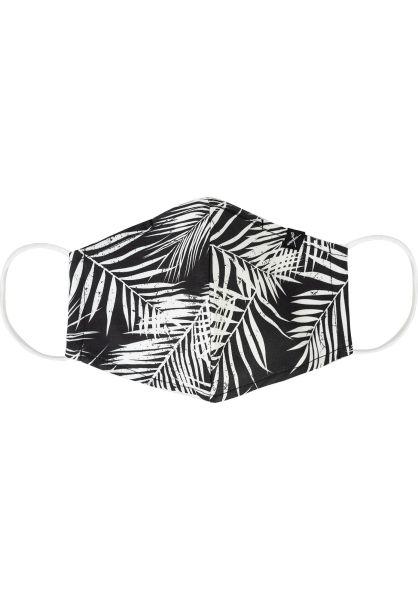 iriedaily Verschiedenes Funky Mask black-white vorderansicht 0972575