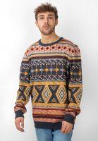 iriedaily-strickpullover-indio-knit-navy-yellow-vorderansicht-0144037