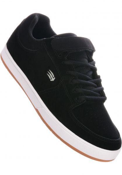 etnies Alle Schuhe Joslin 2 x Michelin black-white-gum vorderansicht 0604739