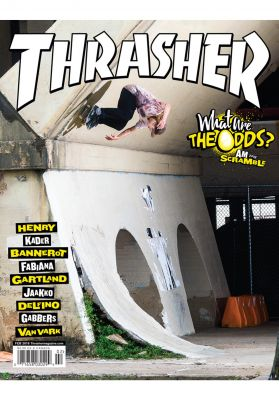 Thrasher Magazine Issues 2019