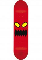 Toy-Machine-Skateboard-Decks-Monster-Face-red-Vorderansicht