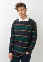 wemoto-polo-shirts-yale-navyblue-darkgreen-vorderansicht-0138400
