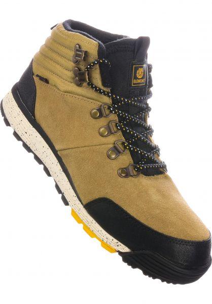 Element Alle Schuhe Donnelly Light breen vorderansicht 0604447