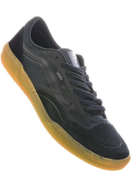 Vans Alle Schuhe Ave Pro black-gum vorderansicht 0604646